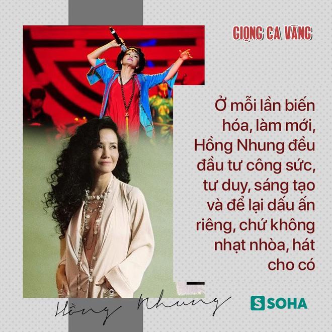 Hồng Nhung: Vẻ nóng bỏng ở tuổi 50 và nỗi đau của diva dám đi trước showbiz vài chục năm - Ảnh 9.