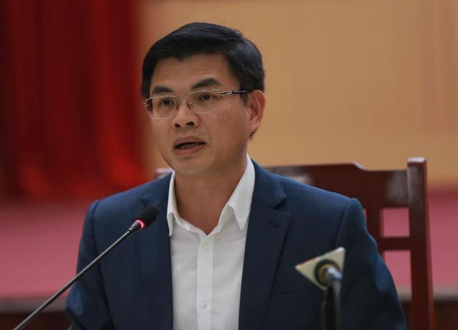 Quảng Ninh họp báo vụ chùa Ba Vàng: Đang thẩm định phát ngôn xúc phạm cô gái giao gà để xử lý theo luật - Ảnh 8.