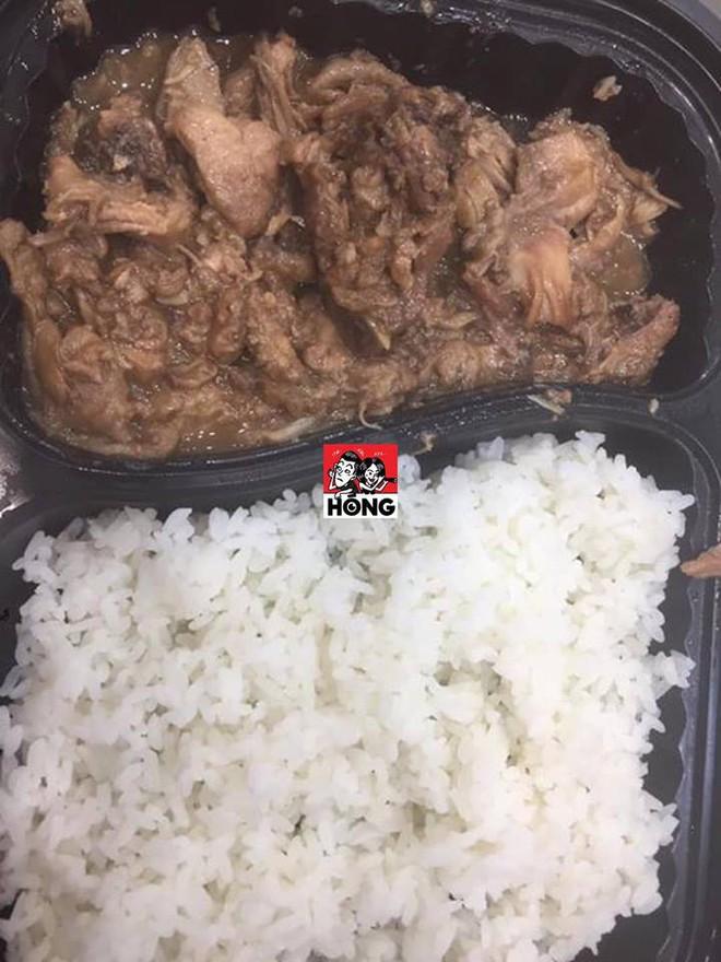 Order cơm gà vì trông ảnh minh hoạ cực ngon mắt, nhưng thực tế nhận về một món không biết định nghĩa sao - Ảnh 2.