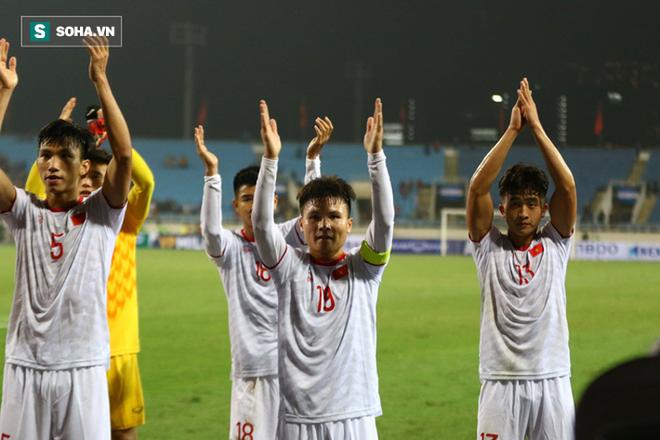 Cập nhật vòng loại U23 châu Á 2020: U23 Việt Nam tạm thời nằm trong nhóm nguy hiểm - Ảnh 2.