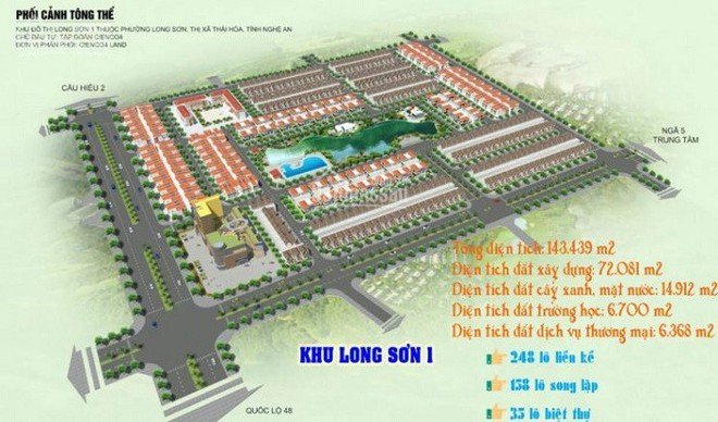 Dự án nghìn tỷ 'đắp chiếu', Cienco 4 lại được giao thêm hàng trăm nghìn m2 đất tại Nghệ An - Ảnh 1.