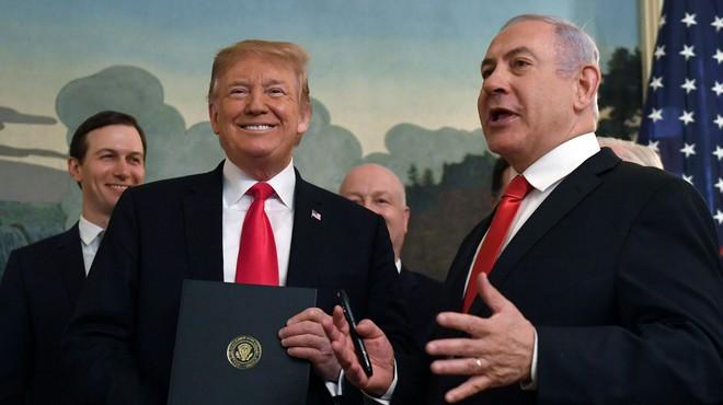 Cao nguyên Golan - Mảnh đất thấm máu người Ả rập và người Do Thái sẽ ra sao sau quyết định của ông Trump? - Ảnh 1.