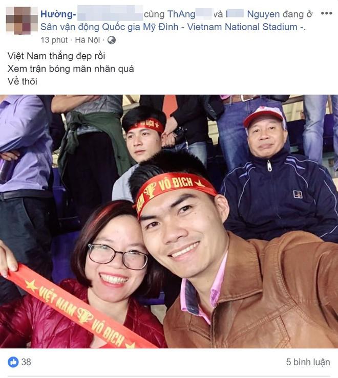 Việt Nam thắng trận lịch sử trước U23 Thái Lan, sự phấn khích tràn ngập khắp mạng xã hội - Ảnh 1.