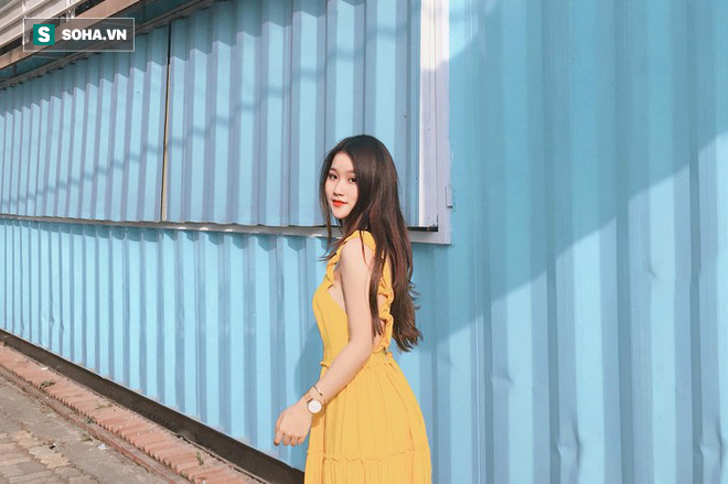 Danh tính cô gái được tìm kiếm nhiều nhất sau trận U23 Việt Nam - U23 Thái lan - Ảnh 4.