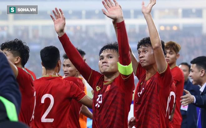 Sao U23 Việt Nam nhận điểm cao chót vót khi vùi dập Thái Lan