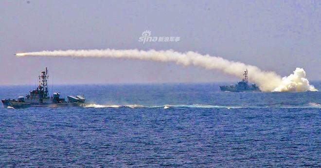 Choáng ngợp trước uy lực dàn chiến hạm nội địa của Hải quân Myanmar - Ảnh 9.