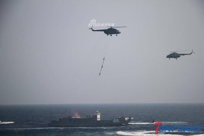 Choáng ngợp trước uy lực dàn chiến hạm nội địa của Hải quân Myanmar - Ảnh 11.