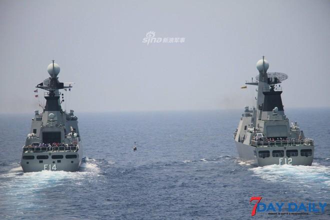 Choáng ngợp trước uy lực dàn chiến hạm nội địa của Hải quân Myanmar - Ảnh 8.