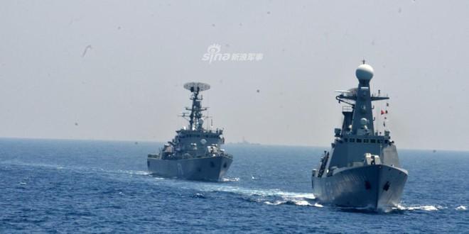 Choáng ngợp trước uy lực dàn chiến hạm nội địa của Hải quân Myanmar - Ảnh 2.