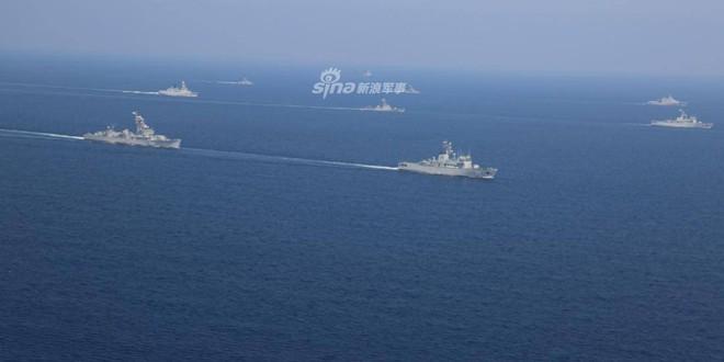 Choáng ngợp trước uy lực dàn chiến hạm nội địa của Hải quân Myanmar - Ảnh 10.