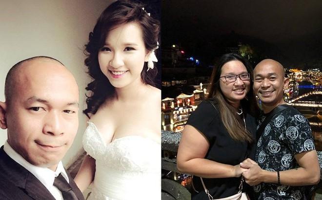 Diễn viên cao 1m49 lấy vợ hot girl, phải bắc ghế hôn và cái kết xúc động sau gần 10 năm