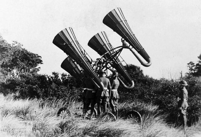 Ảnh hiếm về các loại vũ khí và công nghệ sử dụng trong Thế chiến I - Ảnh 1.