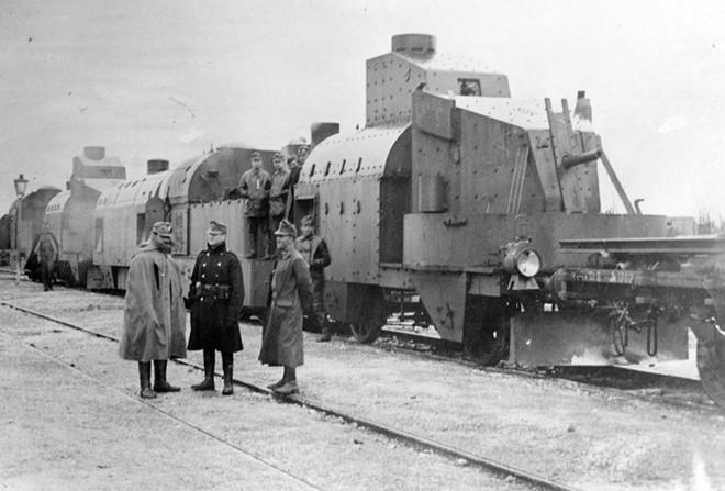 Ảnh hiếm về các loại vũ khí và công nghệ sử dụng trong Thế chiến I - Ảnh 2.