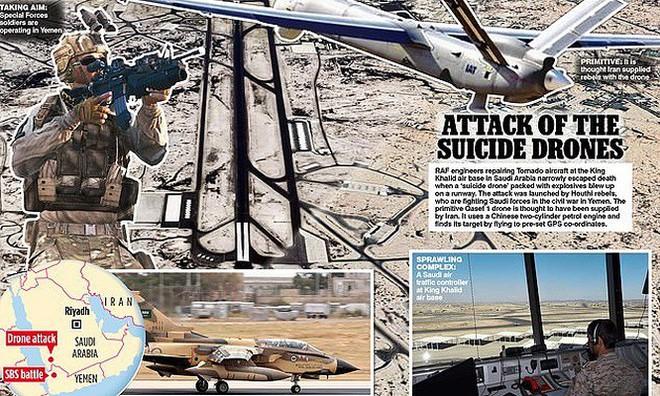 Báo Anh: Đặc nhiệm Anh quốc bị thương trong chiến tranh bẩn tại Yemen - Ảnh 1.