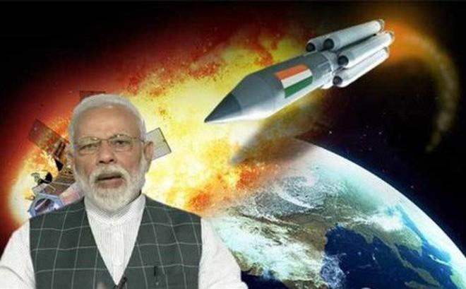 Pakistan kêu gọi không quân sự hóa không gian sau khi Ấn Độ bắn hạ vệ tinh