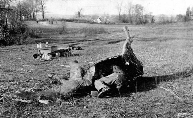 Ảnh hiếm về các loại vũ khí và công nghệ sử dụng trong Thế chiến I - Ảnh 14.