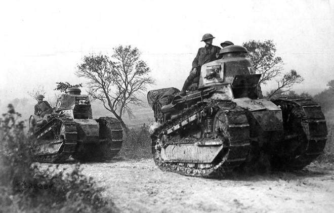 Ảnh hiếm về các loại vũ khí và công nghệ sử dụng trong Thế chiến I - Ảnh 17.