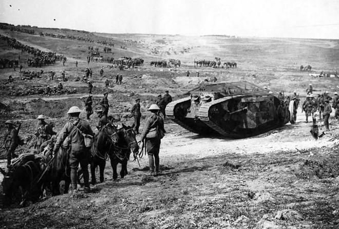 Ảnh hiếm về các loại vũ khí và công nghệ sử dụng trong Thế chiến I - Ảnh 18.