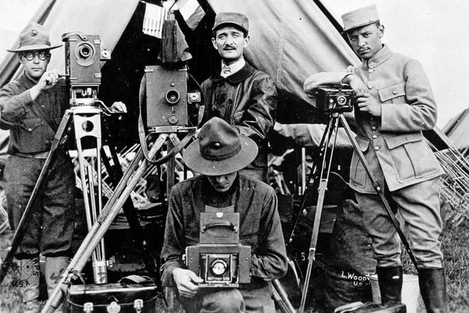 Ảnh hiếm về các loại vũ khí và công nghệ sử dụng trong Thế chiến I - Ảnh 21.