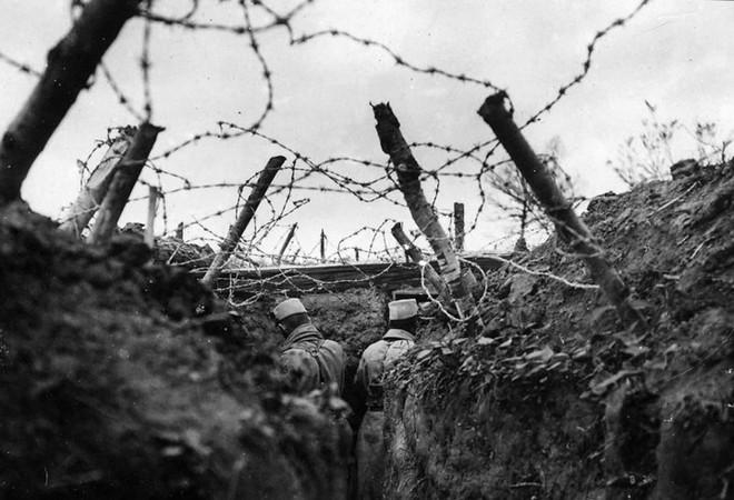 Ảnh hiếm về các loại vũ khí và công nghệ sử dụng trong Thế chiến I - Ảnh 22.