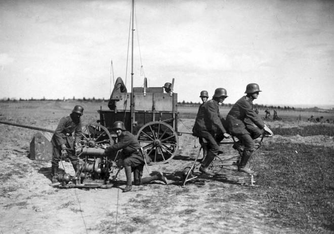 Ảnh hiếm về các loại vũ khí và công nghệ sử dụng trong Thế chiến I - Ảnh 4.