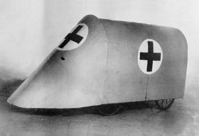 Ảnh hiếm về các loại vũ khí và công nghệ sử dụng trong Thế chiến I - Ảnh 9.