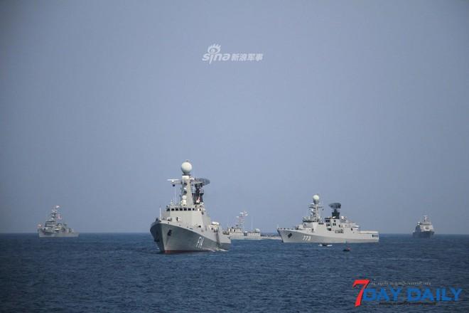 Choáng ngợp trước uy lực dàn chiến hạm nội địa của Hải quân Myanmar - Ảnh 5.