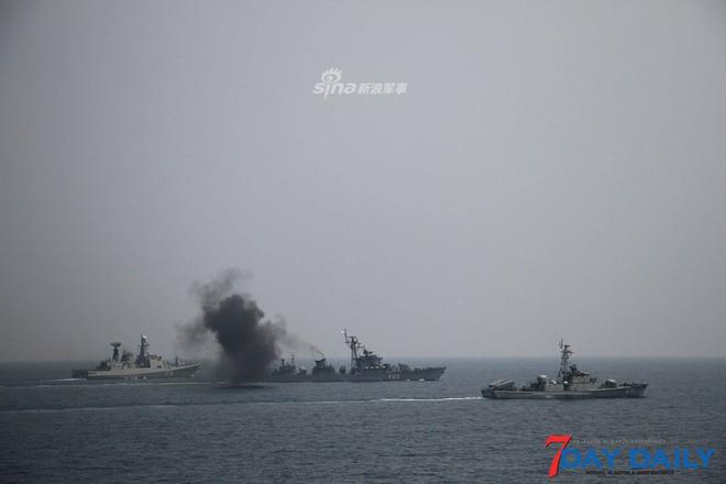 Choáng ngợp trước uy lực dàn chiến hạm nội địa của Hải quân Myanmar - Ảnh 4.