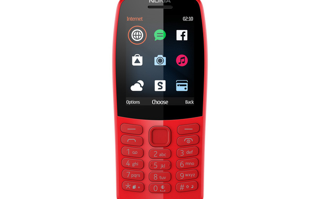 """Chiếc điện thoại kết nối internet rẻ nhất trong """"gia đình nhà Nokia"""" chính thức ra mắt"""