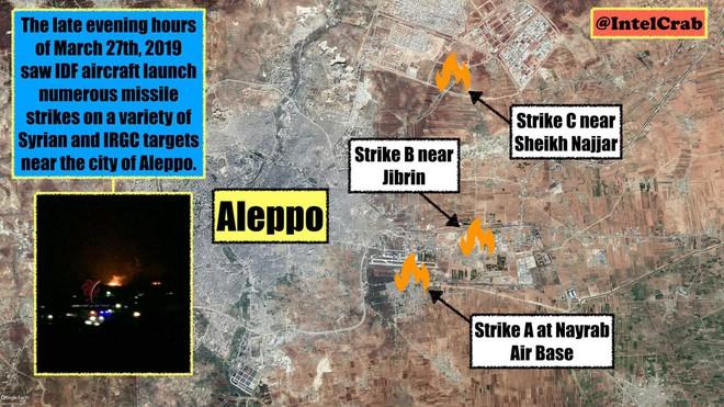 Israel tấn công tên lửa - Phòng không Syria khai hỏa, nhiều vụ nổ lớn, rung chuyển - Ảnh 5.