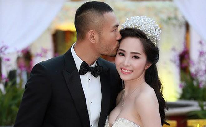 """Cuối cùng """"cá sấu chúa"""" Quỳnh Nga cũng có câu trả lời cho nghi án ly hôn Doãn Tuấn sau 5 năm chung sống"""