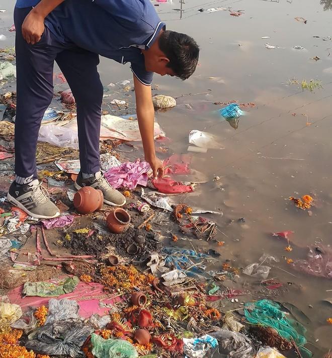Chàng trai dành cả thanh xuân để hồi sinh mọi hồ nước tại Ấn Độ: Thế giới thực sự cần thêm nhiều người như anh - Ảnh 1.