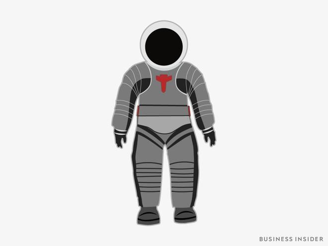 Hành trình tiến hóa của bộ đồ phi hành gia tại NASA: Cải biên từ đồ quân đội cho đến dự định... lắp chân nhện như Spider Man - Ảnh 11.