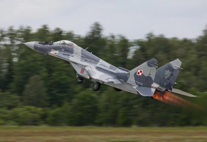 Không quân Ba Lan sốc với thứ Mỹ đã làm với tiêm kích MiG-29 - Ảnh 1.