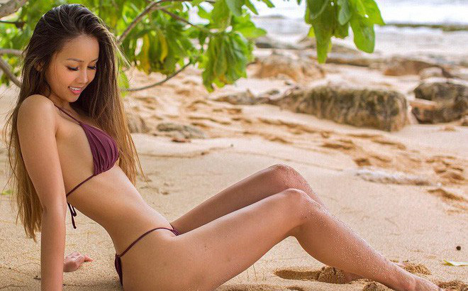 Thạc sĩ gốc Việt nổi tiếng khắp thế giới vì xinh như hot girl cùng thân hình siêu nóng bỏng