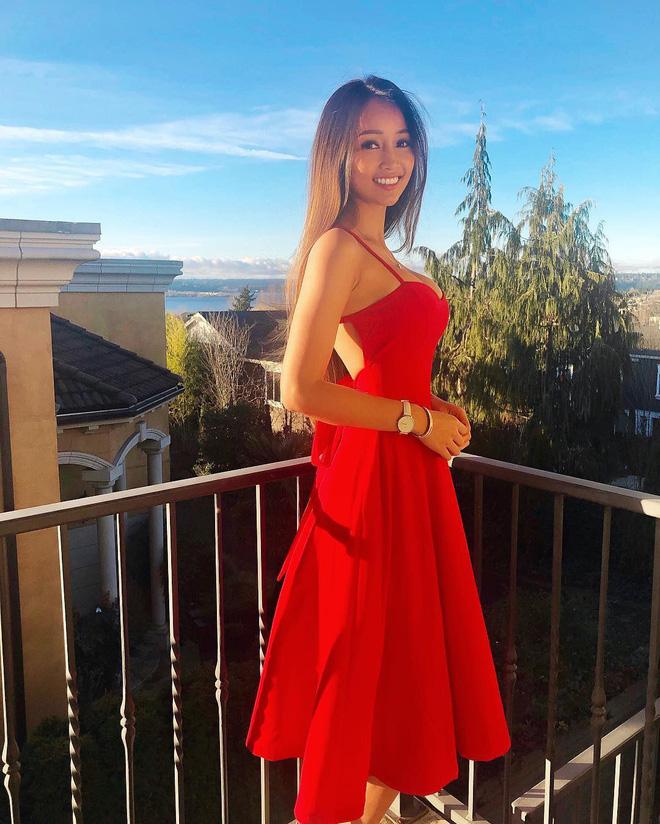 Thạc sĩ gốc Việt nổi tiếng khắp thế giới vì xinh như hot girl cùng thân hình siêu nóng bỏng - Ảnh 7.