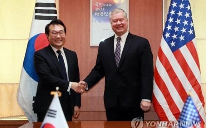 Phái viên Hàn Quốc đến Mỹ bàn về Triều Tiên sau thượng đỉnh Mỹ - Triều