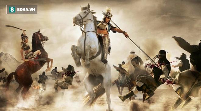 Nhân vật tiểu tốt được xem là đệ nhất mãnh tướng Tam Quốc: Lữ Bố cũng không phải đối thủ - Ảnh 2.