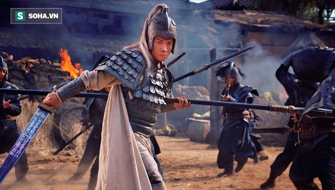 Nhân vật tiểu tốt được xem là đệ nhất mãnh tướng Tam Quốc: Lữ Bố cũng không phải đối thủ - Ảnh 3.