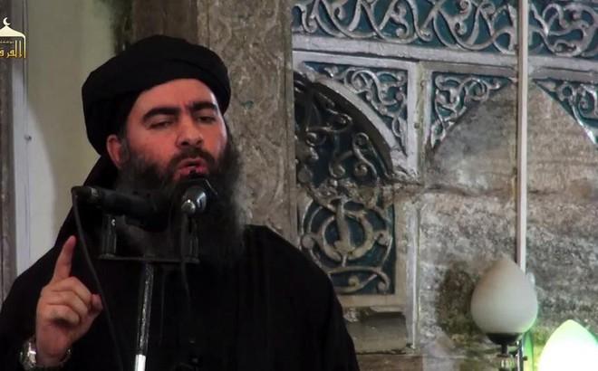 """Đế chế IS sụp đổ, trùm khủng bố Baghdadi đã trốn vào sa mạc """"bất khả xâm phạm"""" ở Syria?"""