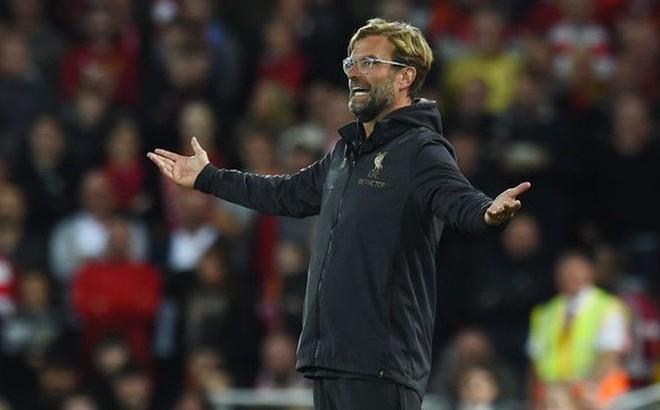 Trước trận 'sinh tử' với Tottenham, Jurgen Klopp thừa nhận Liverpool đang có 'vấn đề'