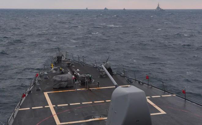 """Chuyên gia: Tàu NATO ở Biển Đen đang """"bị Nga siết chặt"""""""