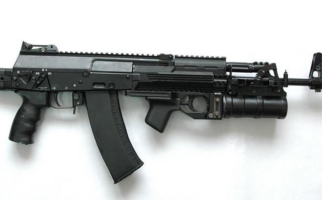 Những chiếc răng hình vương miện: Bật mí về thiết kế lạ trên mẫu súng AK-12 mới nhất