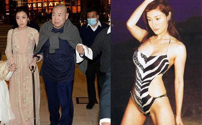 """Tỷ phú phong lưu nhất Hong Kong: Chuyên """"săn"""" mỹ nhân, U70 lấy thêm vợ đẹp kém 30 tuổi"""
