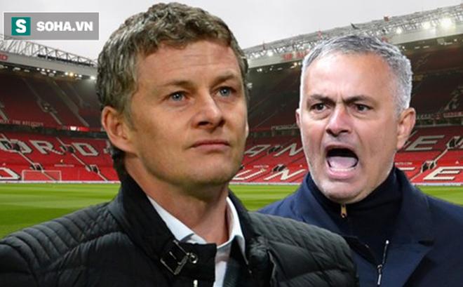 Ngày lên chức kém vui, Solskjaer có hơn gì Mourinho?
