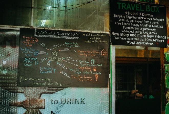 Bên trong Hostel phong cách dã chiến hút khách ngoại ở phố cổ Hà Nội - Ảnh 7.