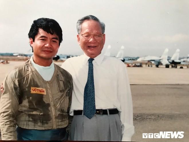 Ngày truyền thống bộ đội phi công: Trò chuyện với Thượng tướng phi công Võ Văn Tuấn - Ảnh 1.