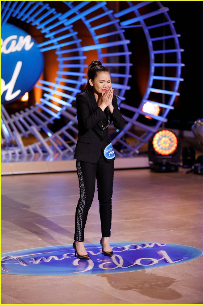 Hồ Quỳnh Hương nói gì sau tiết mục gây bão của học trò Minh Như tại vòng thử giọng American Idol? - Ảnh 2.