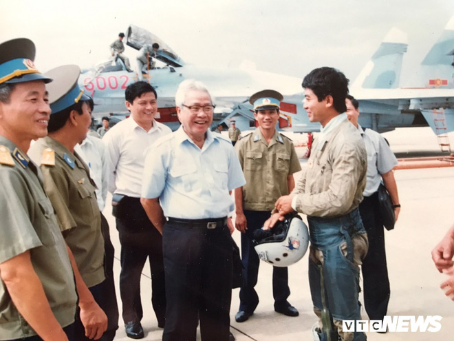 Ngày truyền thống bộ đội phi công: Trò chuyện với Thượng tướng phi công Võ Văn Tuấn - Ảnh 12.