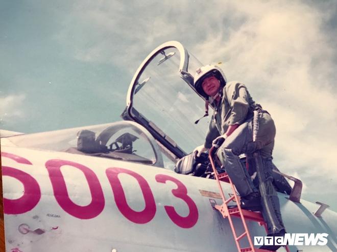Ngày truyền thống bộ đội phi công: Trò chuyện với Thượng tướng phi công Võ Văn Tuấn - Ảnh 3.